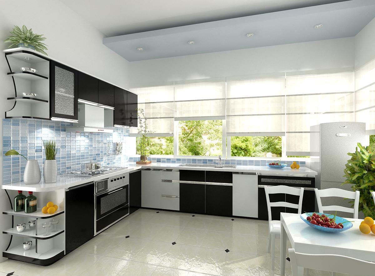 7 mẫu thiết kế phòng bếp không gian mở làm mê hoặc lòng người thumbnail