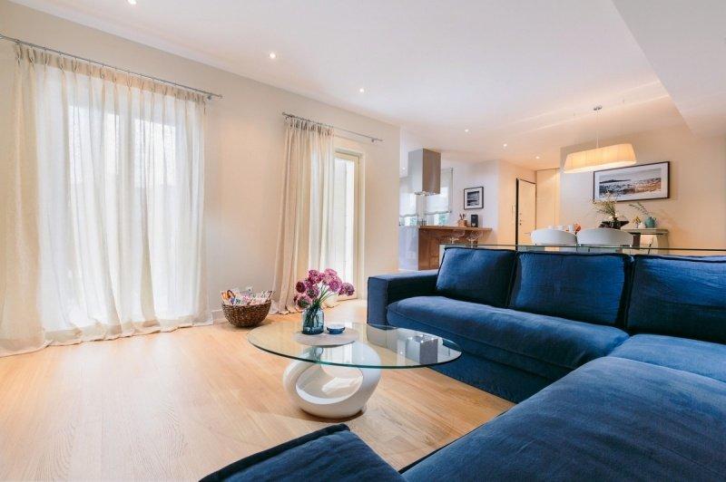 Phòng khách Villa Cipriana