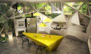 Những ý tưởng nội thất độc đáo và tiện dụng cho căn bếp