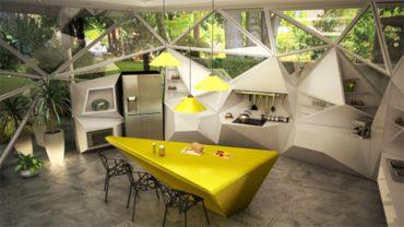 Những ý tưởng nội thất độc đáo và tiện dụng cho căn bếp post image