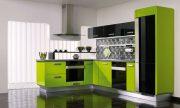 Màu sắc tủ bếp đẹp sang hợp phong thủy cho người mệnh Mộc thumbnail