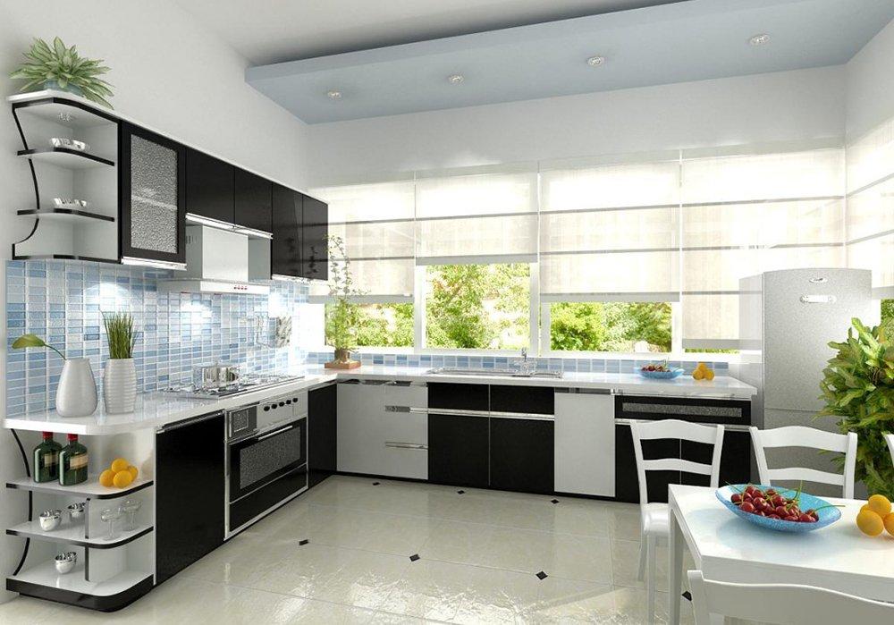 Mẫu nhà bếp đẹp sang cho người tuổi Mậu Thìn 1988 - tư vấn: 0936.388.911(Mr. Trung)