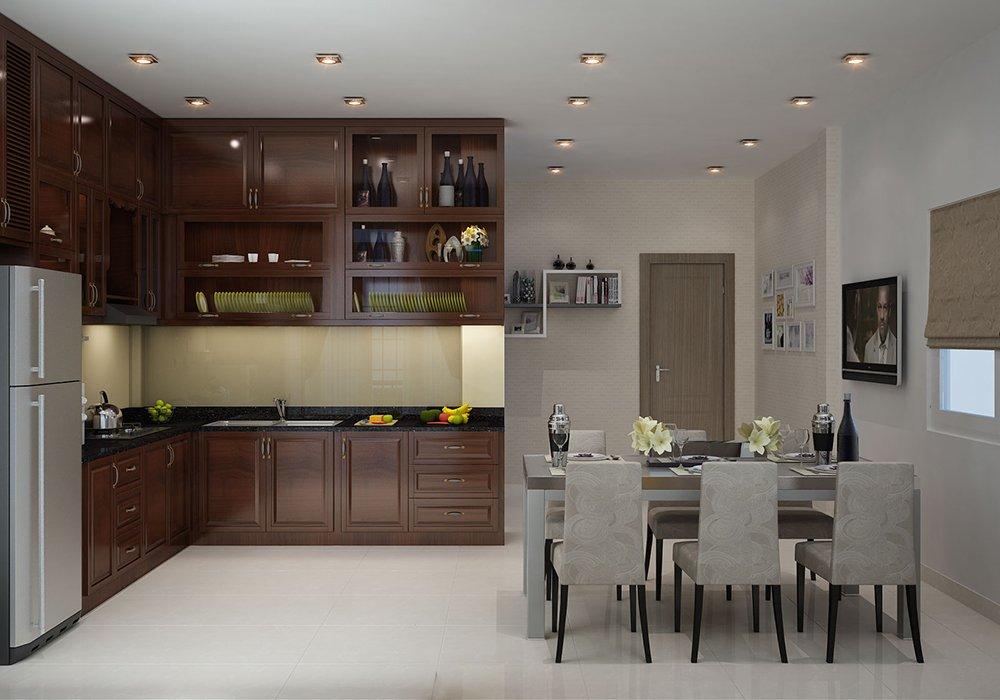 Phong thủy nhà bếp đẹp sang cho gia chủ tuổi Mậu Thìn sinh năm 1988 post image