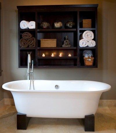10 cách để tạo thêm chỗ lưu trữ trong phòng tắm nhà bạn post image