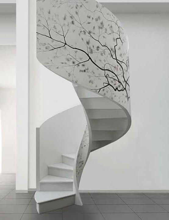 Sản xuất bởi Edilco cầu thang xi măng này là một giải pháp trang trí tuyệt vời cho bất kỳ nội thất hiện đại. Nó bao gồm các yếu tố đúc sẵn thường được lắp ráp trên trang web.