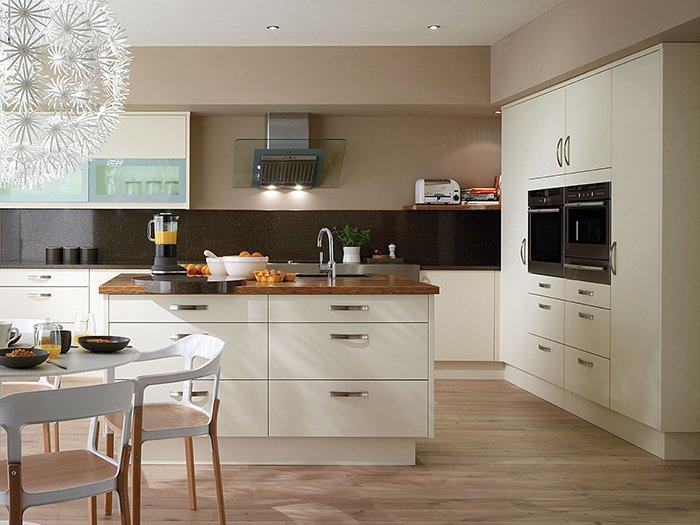 Mẫu nhà bếp đẹp đơn giản 01