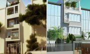 15 mẫu thiết kế nhà phố hiện đại năm 2018 thumbnail