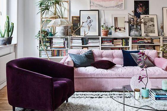 32 ý tưởng nội thất phòng khách đẹp truyền cảm hứng cho phái nữ (phần 2) post image