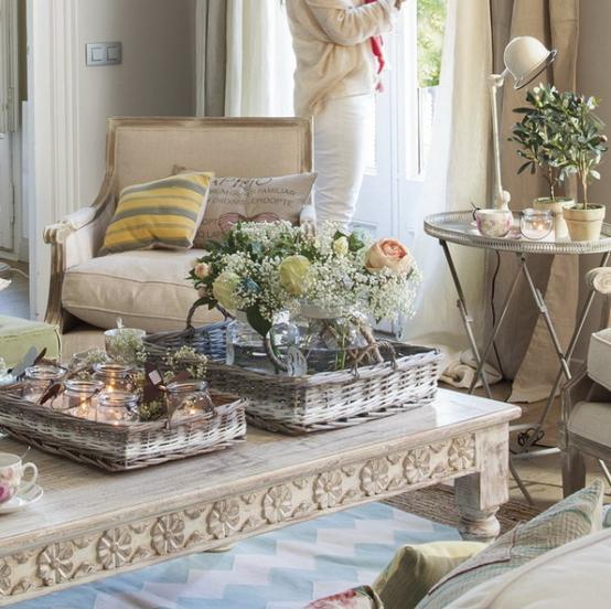 7 mẹo làm mới lại không gian phòng khách gia đình