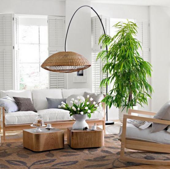 4 phong cách trang trí nội thất với cây xanh đầy cuốn hút post image