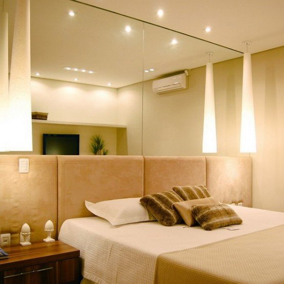 8 mẹo giúp nới rộng không gian phòng ngủ