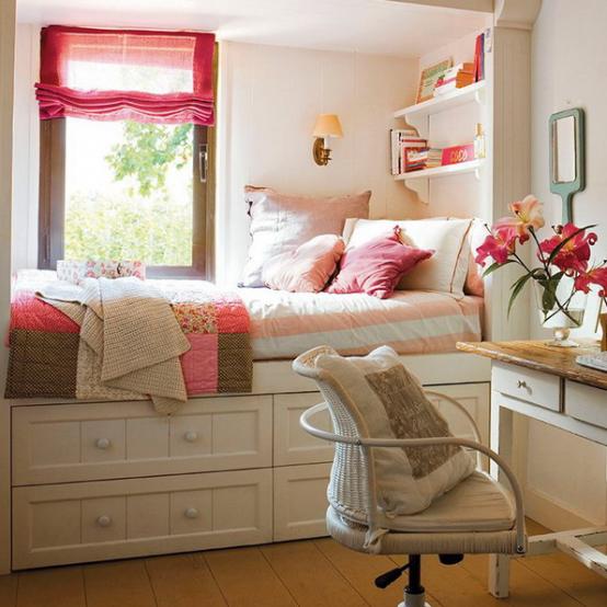 9 mẹo để ngôi nhà nhỏ của bạn trở nên rộng rãi thumbnail
