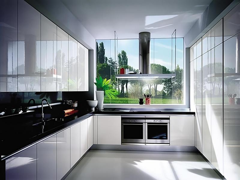 9 ý tưởng thiết kế nội thất cho không gian bếp nhỏ đẹp - Ánh sáng là quan trọng bậc nhất với không gian bếp nhỏ