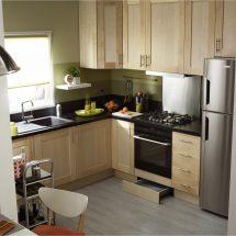 9 ý tưởng thiết kế nội thất cho không gian bếp nhỏ đẹp thumbnail