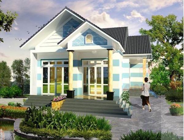 Các kiểu nhà 1 tầng đẹp mang phong cách sang chảnh post image