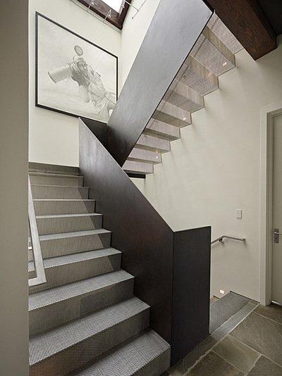 Các mẫu cầu thang đẹp cuốn hút nhất thế giới