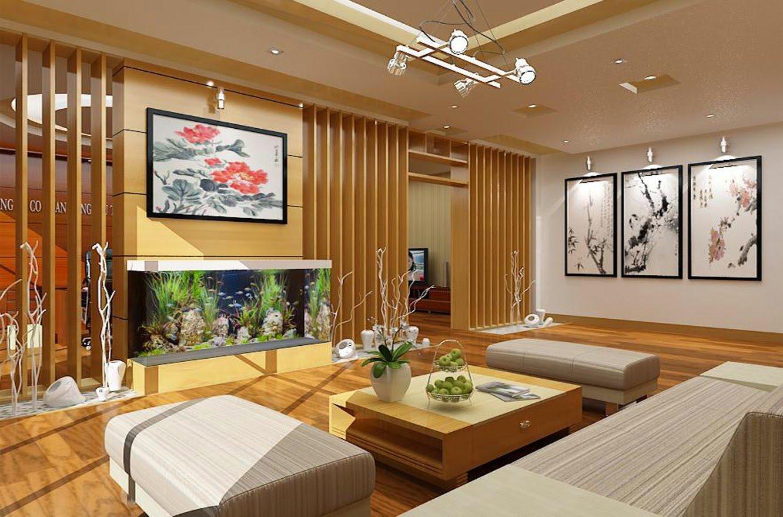 Cách bày trí nội thất nhà phố hiện đại đẹp post image