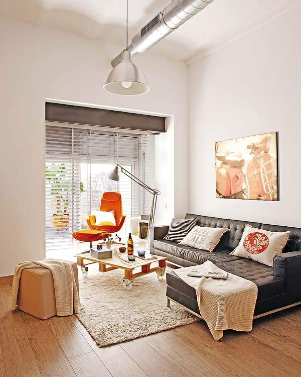 Cách bố trí nội thất chung cư nhỏ khoa học đến bất ngờ tại Barcelona post image