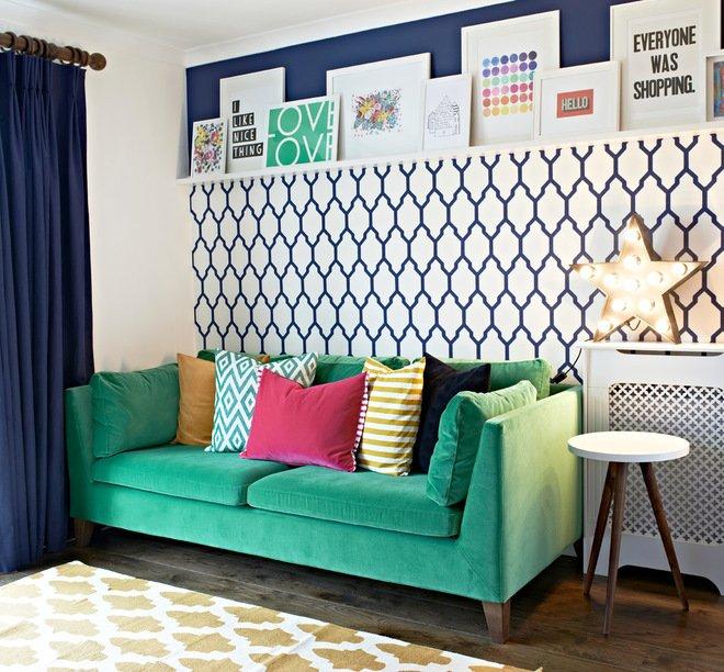 Cách trang trí cho phòng khách nhỏ có thêm không gian