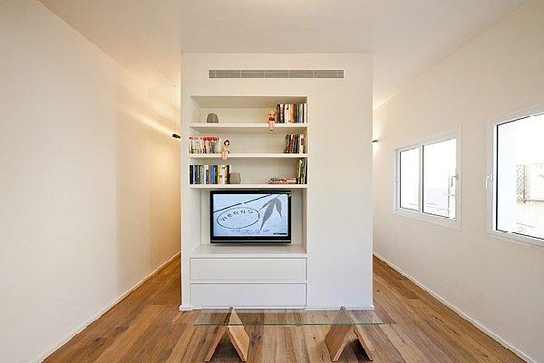 Giải pháp thiết kế nội thất thông minh cho căn hộ nhỏ ở Barcelona post image