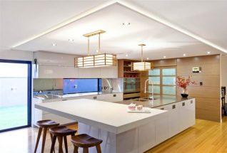Ấn tượng với không gian bếp đẹp theo phong cách Nhật Bản thumbnail