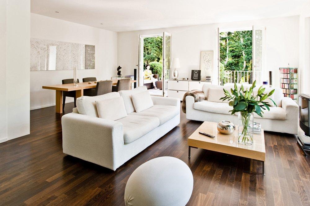 Tạo sức mạnh phong thủy trong trang trí nội thất phòng khách post image