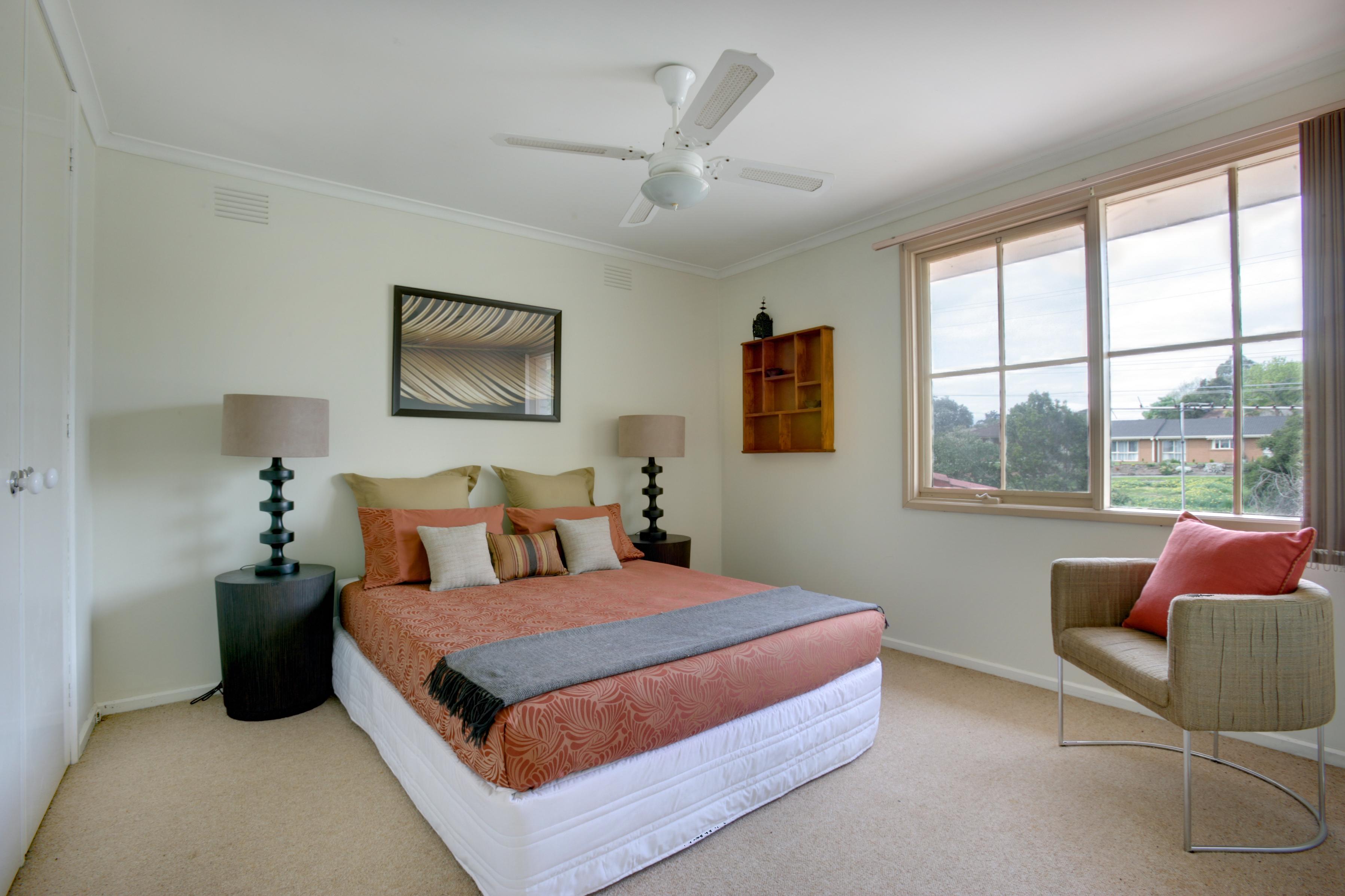 Năng lượng yên tĩnh cho không gian phòng ngủ