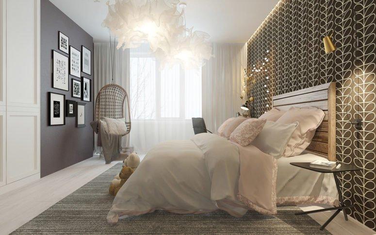 Khám phá không gian phòng ngủ đẹp của một cô gái sành điệu thumbnail