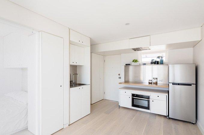 Mẫu căn hộ 24m2 thiết kế tối giản theo phong cách Nhật thumbnail