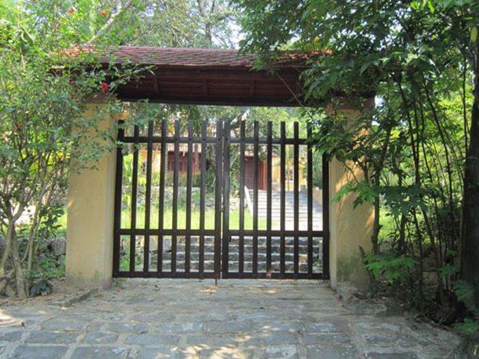 mẫu cổng nhà đẹp 22