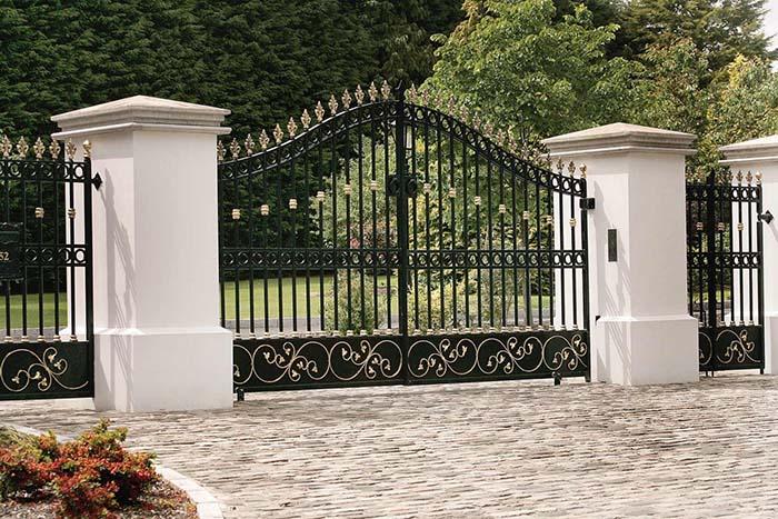 mẫu cổng nhà đẹp