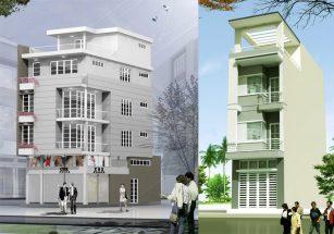 5 mẫu nhà phố đẹp và độc đáo cho gia chủ ở thành phố thumbnail