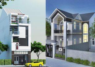 Mẫu nhà phố hiện đại cuốn hút hàng đầu Việt Nam hiện nay thumbnail