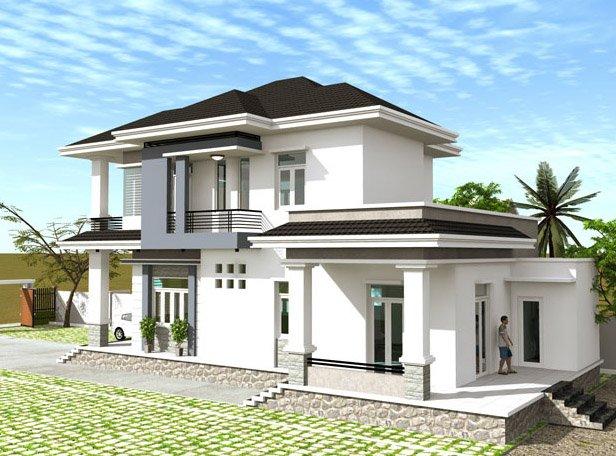 Một khía cạnh khác của thiết kế nhà 2 tầng mặt tiền 8m
