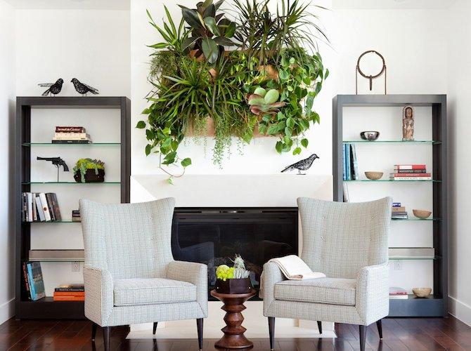 Mang cây xanh vào nhà – xu hướng thiết kế nhà phố mùa hè 2018 post image