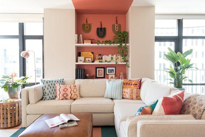 Ngôi nhà vui vẻ nhờ đồ nội thất phòng khách đẹp post image