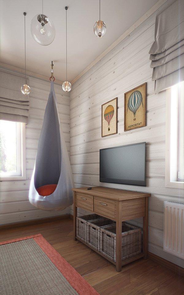 Ý tưởng phòng ngủ cho bé trai giàu trí tưởng tượng