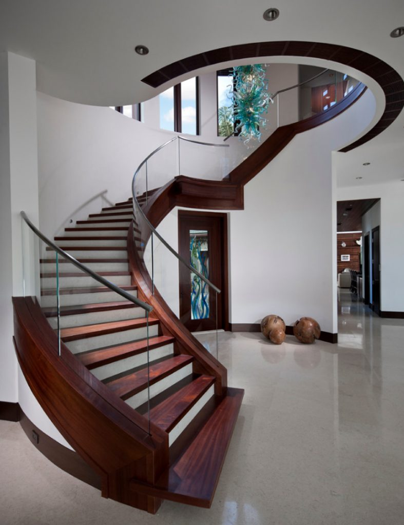 Giải pháp trong phong thủy cầu thang cho nhà ống thumbnail