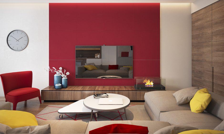 Phong thủy phòng khách giúp tăng năng lượng tích cực và may mắn cho gia chủ