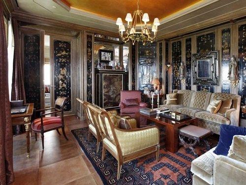"""Soi nội thất """"đế vương"""" trong căn hộ tỷ phú Howard Marks thumbnail"""