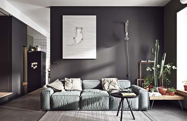 Thiết kế căn hộ chung cư phong cách Scandinavian thu hút mọi góc nhìn thumbnail