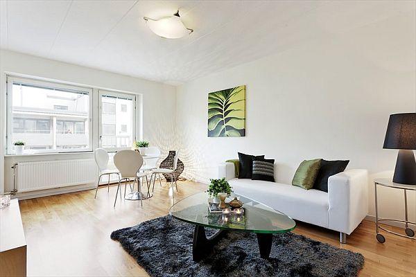 Thiết kế căn hộ nhỏ 48m2 cực đẹp với nội thất tối giản tại Barcelona thumbnail