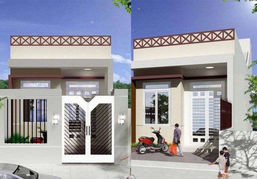 Mẫu thiết kế nhà 1 tầng đơn giản phong cách nhà ống đẹp và hiện đại post image