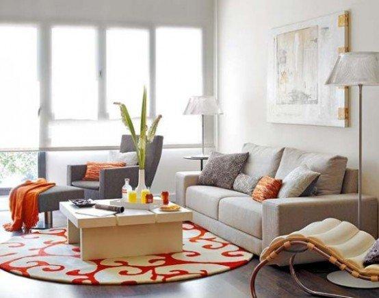 22 gợi ý trang trí nội thất phòng khách nhỏ thumbnail