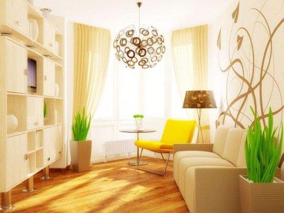 22 gợi ý trang trí nội thất phòng khách nhỏ post image