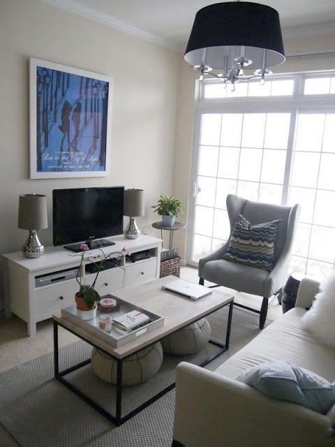 Trang trí nội thất cho phòng khách nhỏ