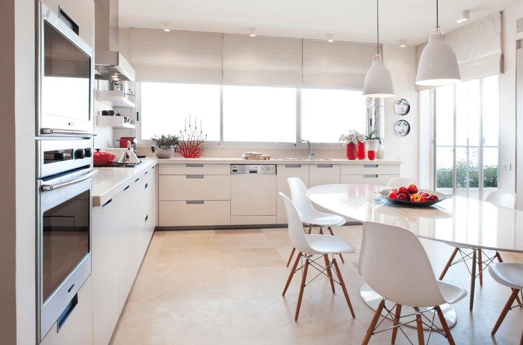 Xu hướng màu ghi cho phong cách thiết kế tủ bếp đẹp năm 2018 post image