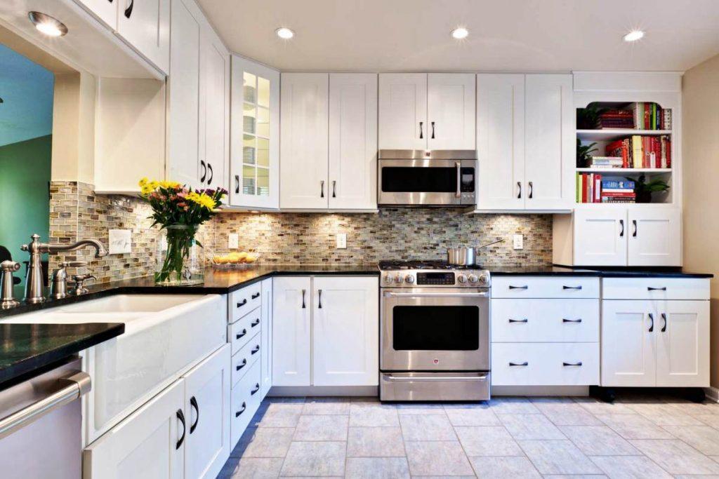 Xu hướng nào cho phong cách thiết kế tủ bếp đẹp năm 2018