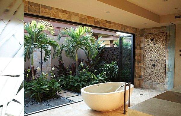 12 mẫu thiết kế phòng tắm nhiệt đới với phong cách mùa hè thumbnail