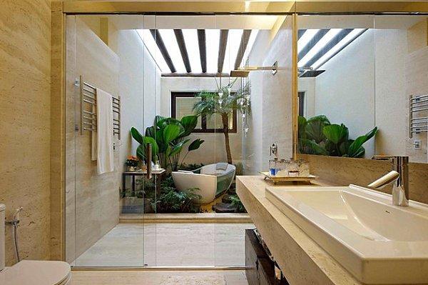 12 mẫu thiết kế phòng tắm nhiệt đới với phong cách mùa hè post image